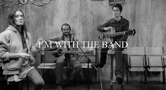 I'M WITH THE BAND Sessions 01: Bears and Hunters