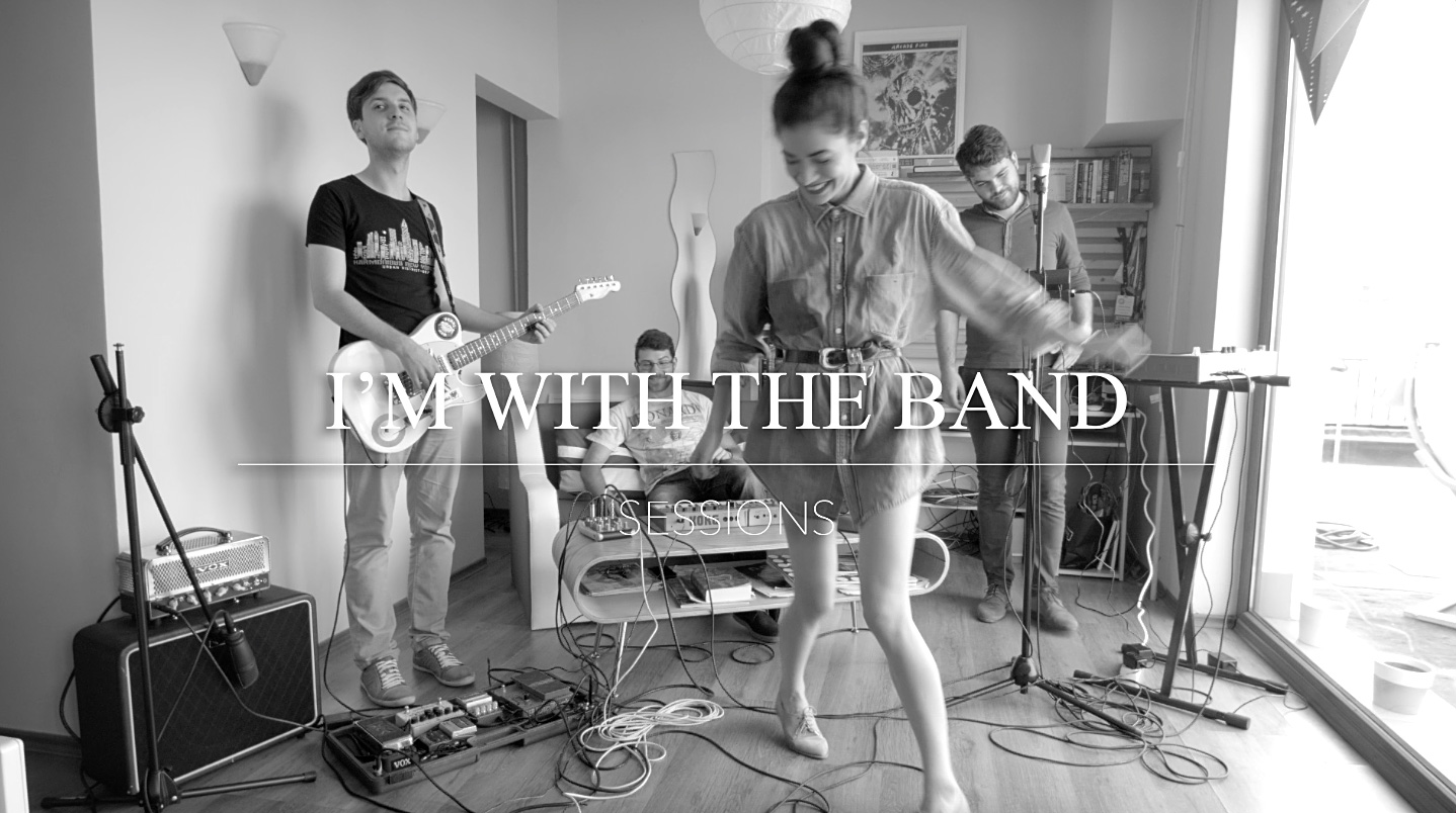 I'M WITH THE BAND Sessions 03: Hayes & Y
