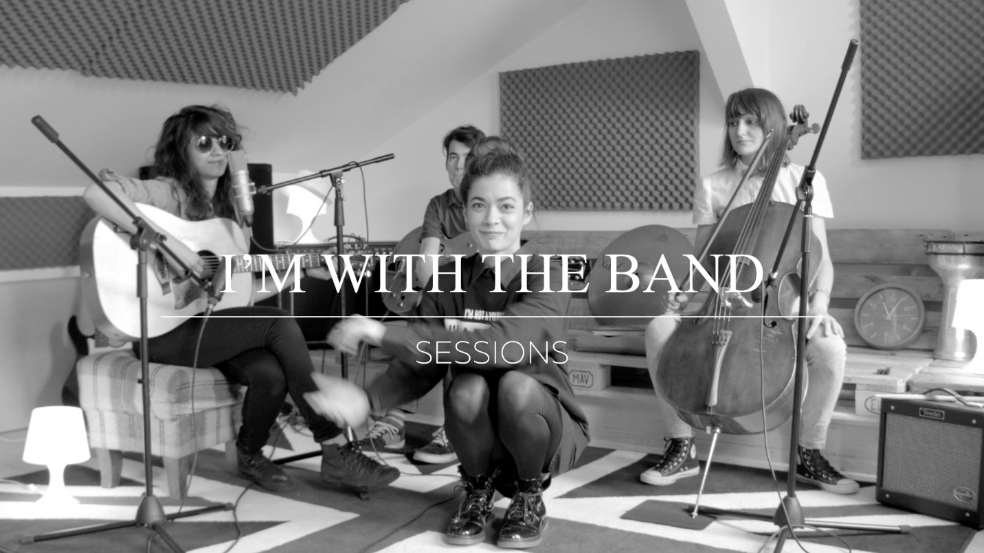 I'M WITH THE BAND SESSIONS 04: Raja