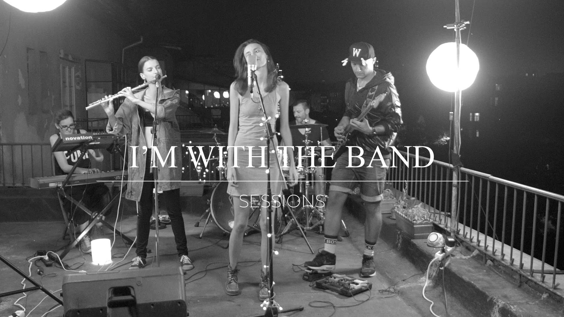I'M WITH THE BAND SESSIONS 05: Paraplanner