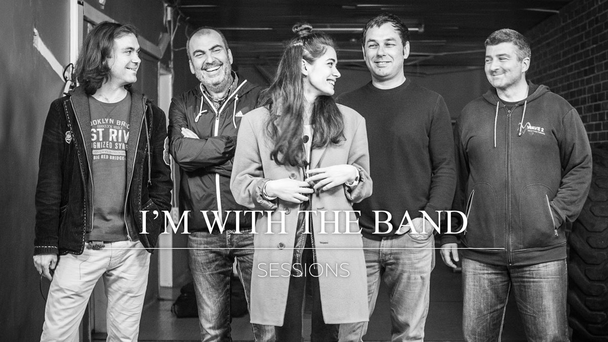 I'M WITH THE BAND Sessions 06: Ostava