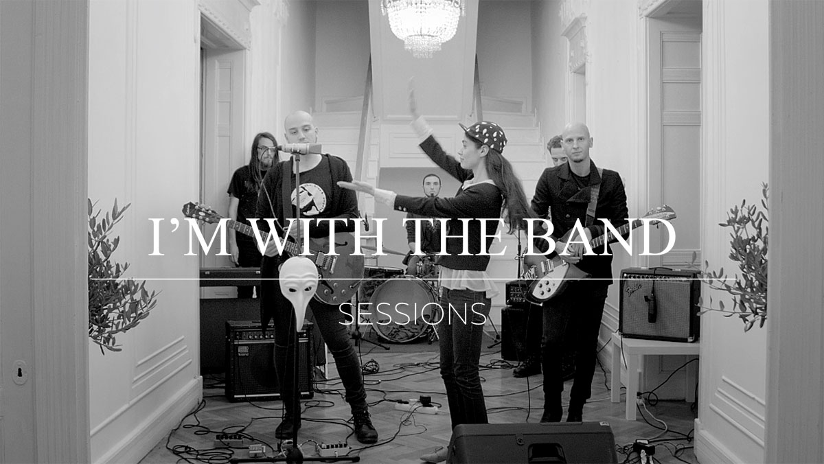 I'M WITH THE BAND Session 07: Comasummer