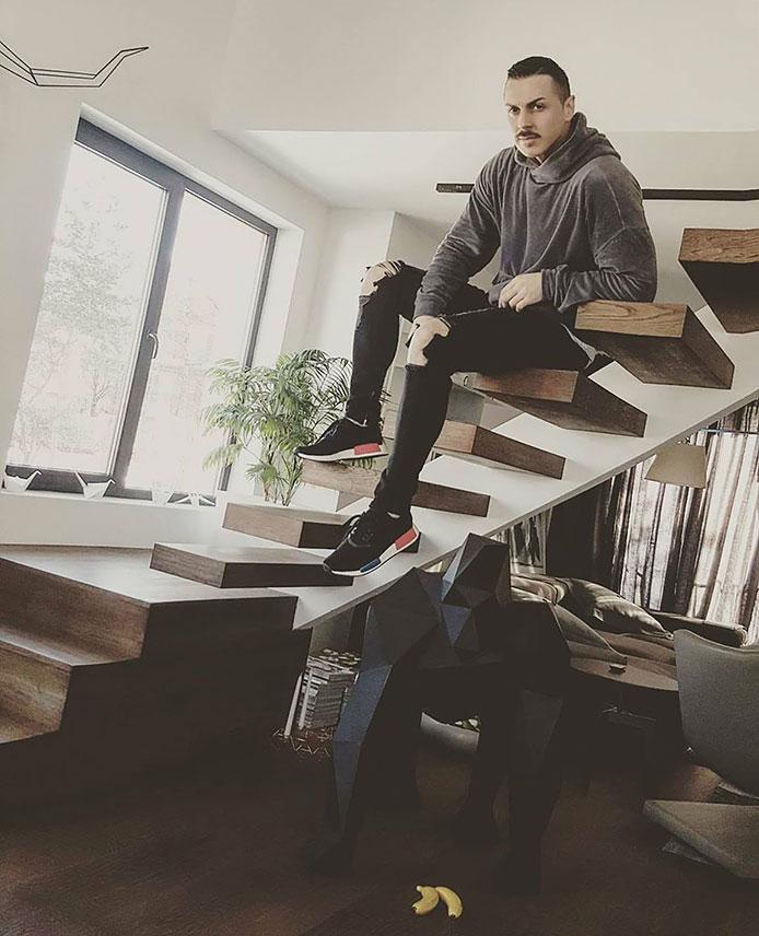12 стъпки на градския номад: Добромир Киряков