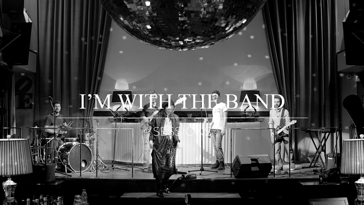 I'M WITH THE BAND Sessions 08: Krekhaus Jam