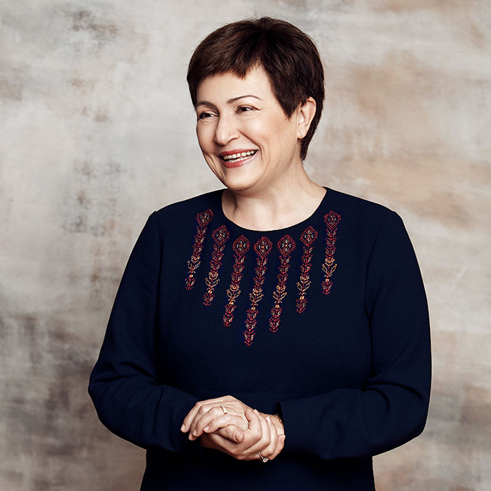 Кристалина Георгиева от Диляна Флорентин
