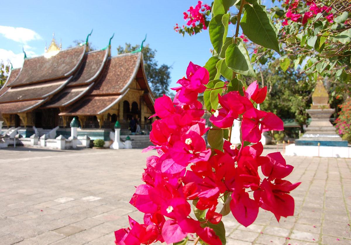 Лаос - невинната жертва на войната
